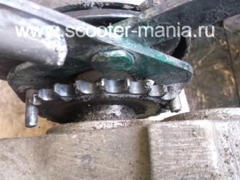 Разбираем-двигатель-QJ-1E40QMB-квадроцикла-Stels-ATV-5054
