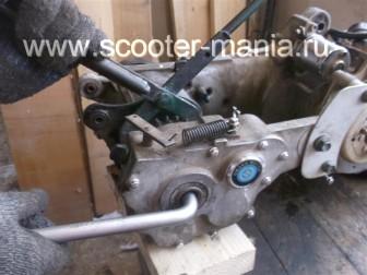 Разбираем-двигатель-QJ-1E40QMB-квадроцикла-Stels-ATV-5055