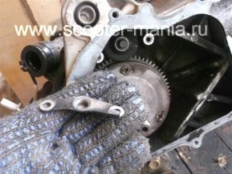 Разбираем-двигатель-QJ-1E40QMB-квадроцикла-Stels-ATV-5065