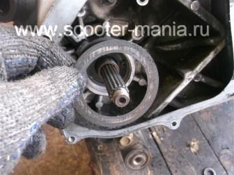 Разбираем-двигатель-QJ-1E40QMB-квадроцикла-Stels-ATV-5075