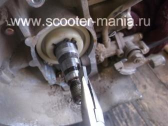 Разбираем-двигатель-QJ-1E40QMB-квадроцикла-Stels-ATV-5085