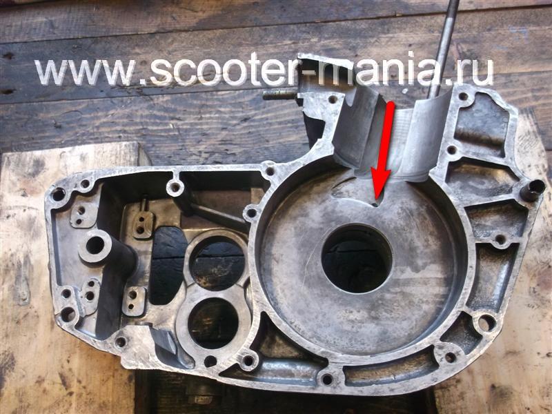 Фотоотчет: Ремонт двигателя мотоцикла «Восход-3м»