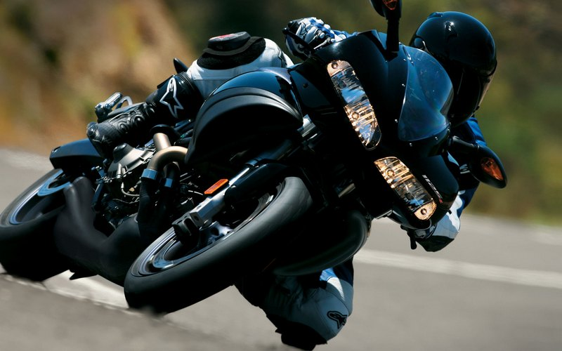 Чем опасно неосторожное вождение мотоцикла?