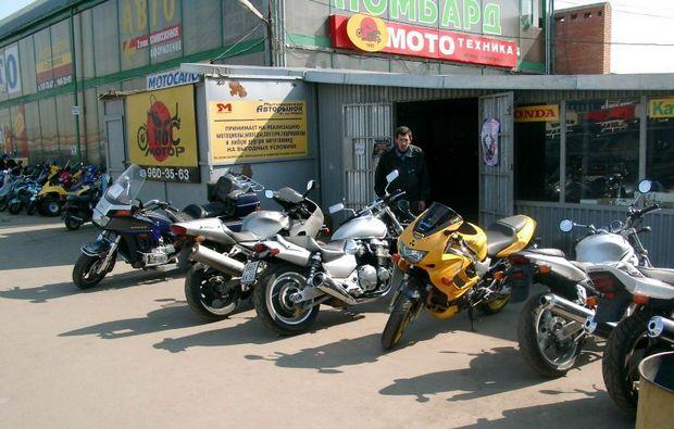 Нюансы при покупке подержанного мотоцикла иностранного производства