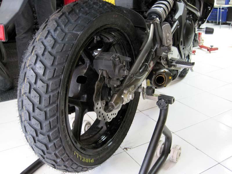 Обзор шины Pirelli MT 60 RS Corsa
