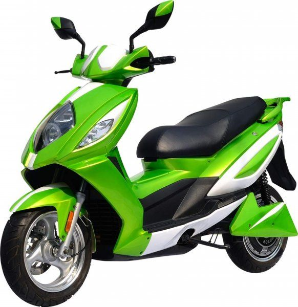 Покупка скутера — бензиновый или электрический скутер