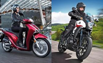 В скутере или на мотоцикле: что лучше купить
